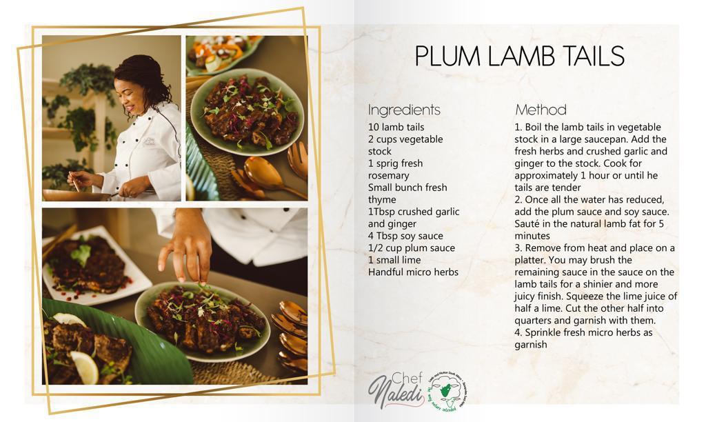 Plum Lamb